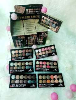 Eyeshadow Palette 12 in 1 MK Cosmetic