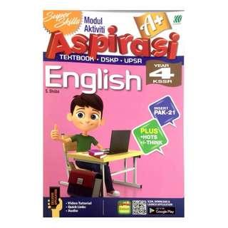 Super Skills Aspirasi KSSR English Year 4