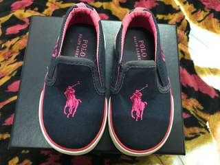 (FreePos) RALPH LAUREN KIDS Slip On