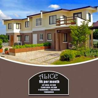 Affordable house and lot rent to own