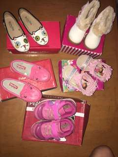 Pre Loved Shoes for Female Toddler
