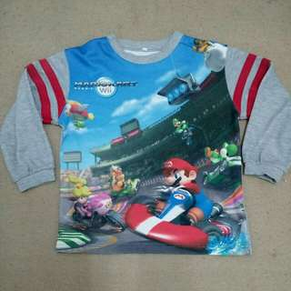 Sweater mariokart