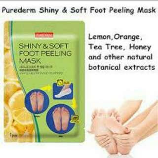 Purederm Foot Peeling Mask