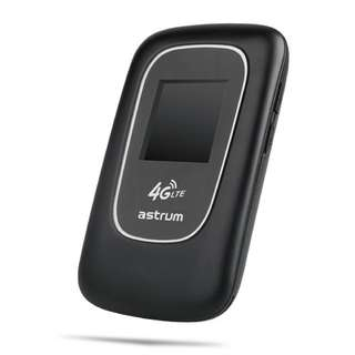 Astrum 4G LTE MiFi Router, LCD display Pocket Wifi HS720