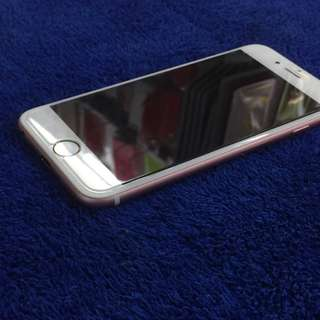 Iphone 6s 16gb smartlock rosegold