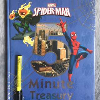 Spiderman Book