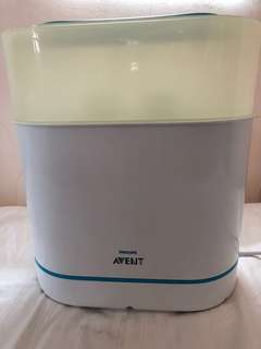 Avent bottle sterilizer etc