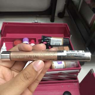 Catrice Liquid Metal Eyeshadow Champagne Shower