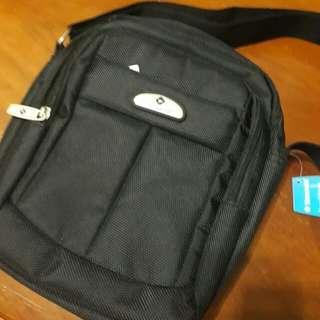samsonite sling bag for men