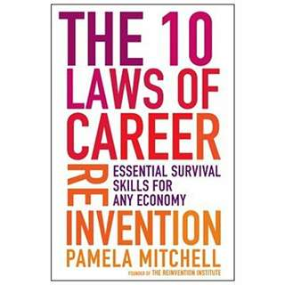 eBook - The 10 Laws of Career Reinvebtion by Pamela Mitchell