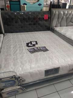 spring bed  Spring Air velvet series 180/200