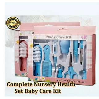 Nursery Baby Kit Set