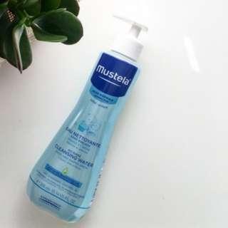 Mustela Cleansing Water (No Rinse)