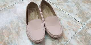 Chelsea Pastel Pink Shoes free ship