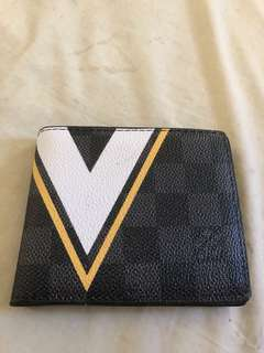 New LV style men's wallet - North Manly