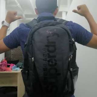 superdry backpad