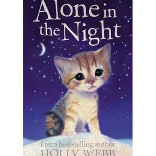 eBook - Alone in the Night by Holly Webb