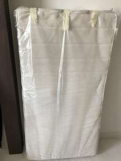IKEA Vyssa Skont cot mattress for sale - in excellent condition