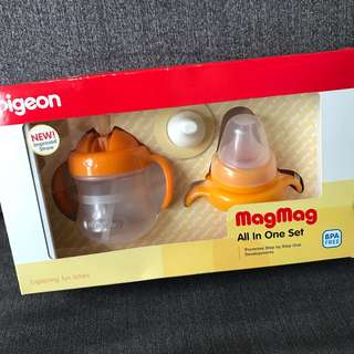 Pigeon MagMag all in one set