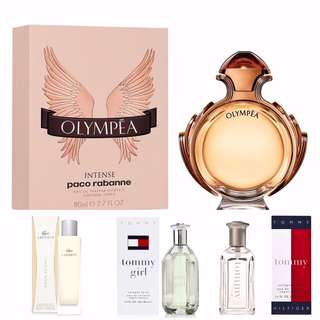 US Authentic Perfume Tester