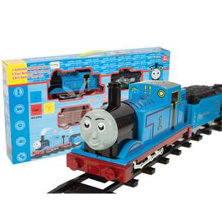Electrical Thomas Train Track set with Puffing smoke