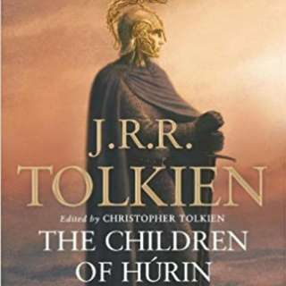 eBook - The Children of Hurin by J. R. R. Tolkien
