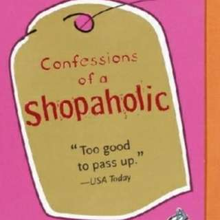 eBook - Confessions of a Shopaholic by Sophie Kinsella
