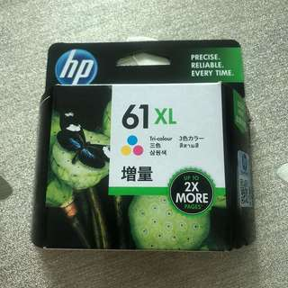 HP Ink Cartridge 61XL