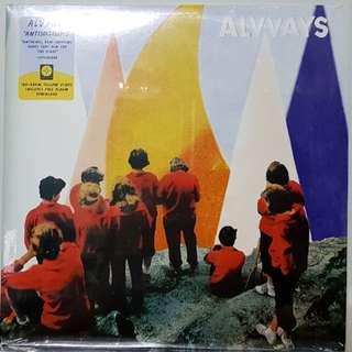 Vinyl LP : Alvvays - Antisocialites
