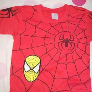 Spider-Man size 3