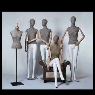 Selling any kinds of mannequins!!!