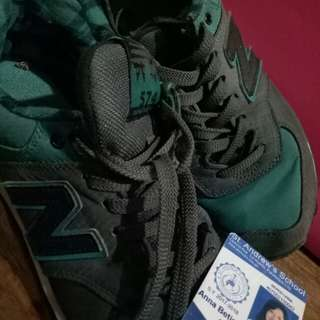 Blue green new balance (ORIGINAL)