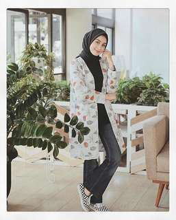 Spring Long Outer