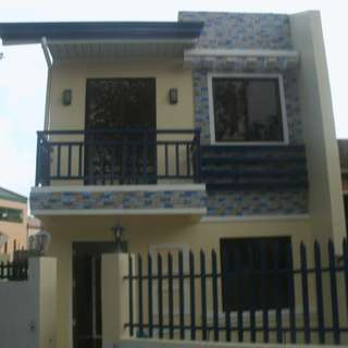 House and Lot in North Olympus Subd. 3br 2toilets Zabarte road Abraham St