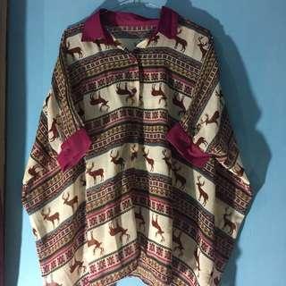 Kemeja / baju kalong / blouse