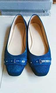 Denim Flatshoes