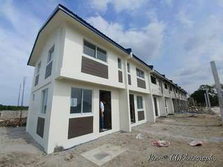 15,000 Downpayment Semi Complete Townhouse