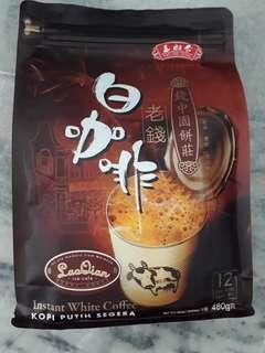 3 in 1 White Coffee From Melaka