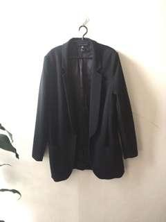 Black Suit Blazer (H&M)