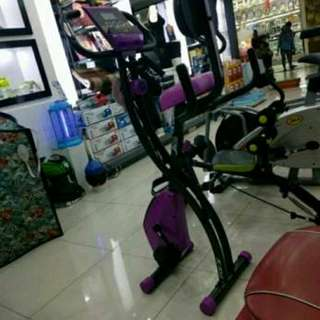 Rope bike alat olahraga