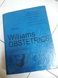 Williams OBSTETRICS (Medical)