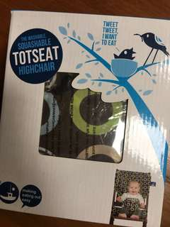 Totseat Chair Harness