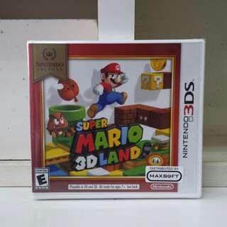 3DS Super Mario 3D Land