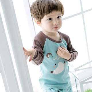Boy Blue Pyjamas 2pcs Set