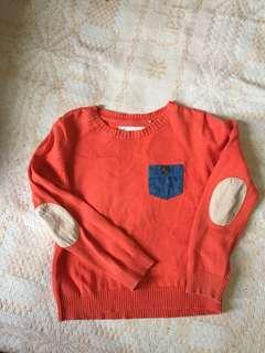 Boy's gingersnaps sweatshirt