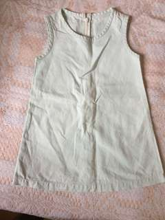 Unbranded dress mint colored