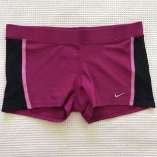 Women's Nike dry fit shorts relaxed fit