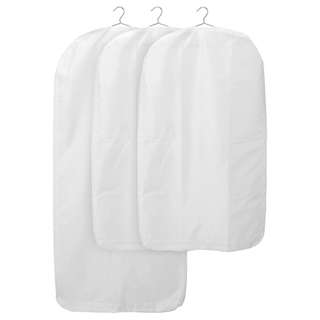 SKUBB IKEA (Clothes cover, set of 3, white)
