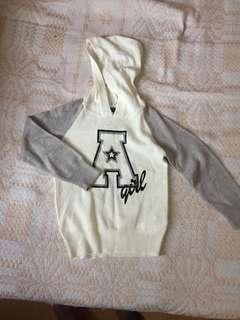 Orig terranova knitted hoodie