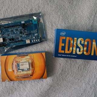 Intel Edision Kit for Arduino